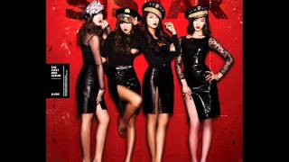 [MP3] 7. SISTAR - Alone (Instrumental).