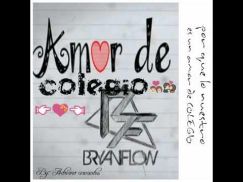 Amor de colegio - la lenta love rap ft dj bryan flow 2015