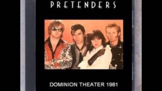 Pretenders-  The Adultress(Live) 1981