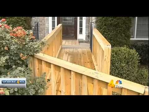 HOA Idiots Go to War With Pastor's Wife Over Wheelchair Ramp