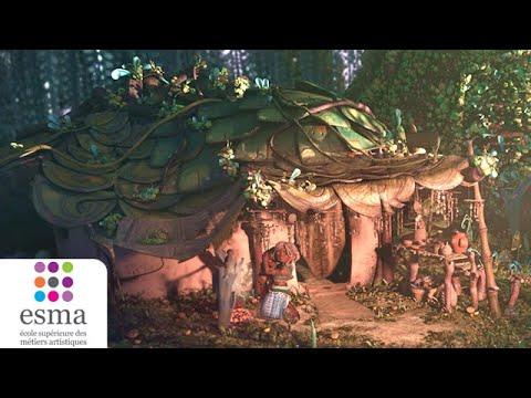 The Singing Shadows - ESMA 2021 ( Teaser)