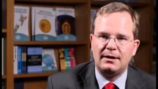 Dr Oliver Hartwich speaks of ANZSOG's 2015 conference