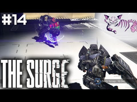 The Surge Walkthrough - Part 14 - The Black Cerberus
