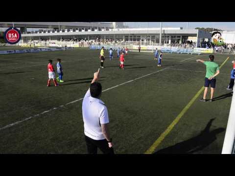 2017 Mundialito 2007 UCF Cambrils 2  - 0  USA Int FC NW - 5
