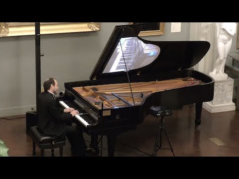Frederick Moyer: World Class In Both Classical and Jazz Piano