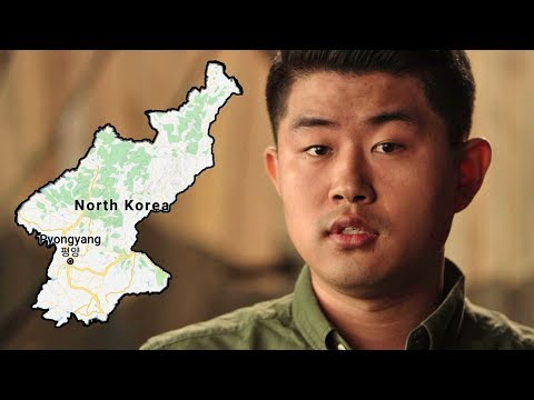 That Moment I Escaped North Korea