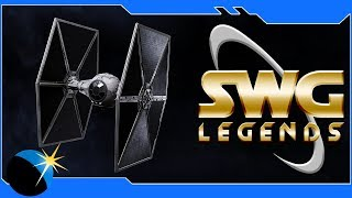 Star Wars Galaxies - SWG: Legends - Imperial Pilot Jump To Lightspeed