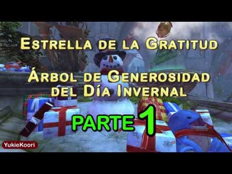 Guild Wars 2: [Parte 1] - Estrella de la gratitud y Árbol de la generosidad del Día Invernal thumbnail