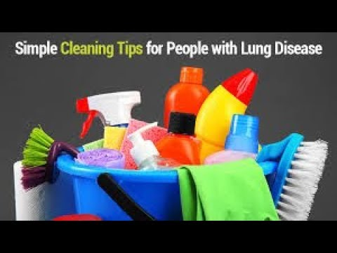 How household chemicals give us Lung problems!!!!!!!!?