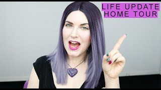 Life Update - What's Been Going on With Me & Home Tour 2018