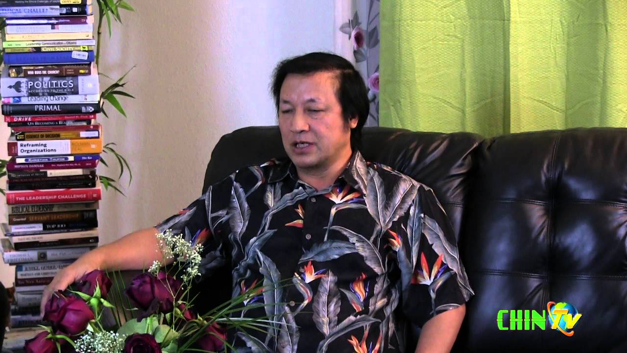 Chin TV Interview Pu No Than Kap Part 1 - YouTube
