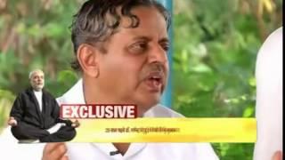 PM Modi Ke Yoga Guru HR Nagendra Se Batcheet