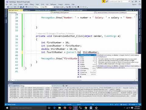 C# Basic Programming Tutorial Part - 08 Full Course in Bangle thumbnail