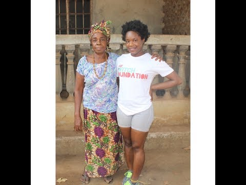 Life with Isatu in Freetown Sierra Leone Part 1