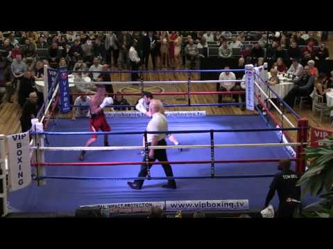 Tom Bell v Luke Fash 18th March 2017 in Buxton