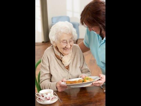 Работа в Америке.Уход за пожилыми людьми в США