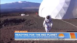Mission To Mars in Hawaii
