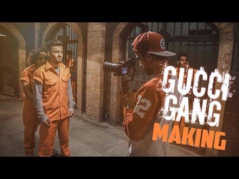 Gucci Gang | Making | Piyush Bhagat | Shazia Samji | Ujwal Gupta