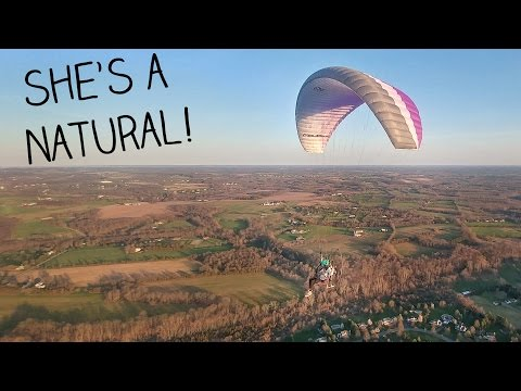 We Got A New Paramotor!