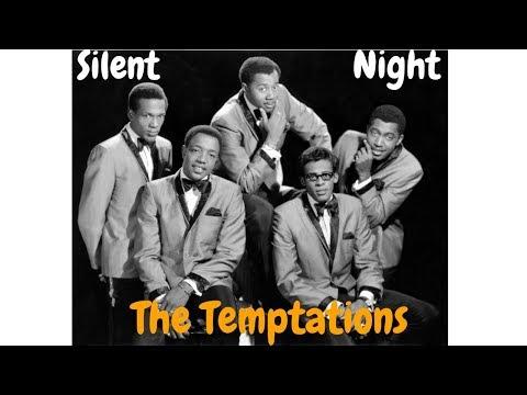 The Temptations-Silent Night (Lyrics HQ)