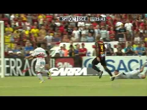 Final PE 2013: Sport 0x2 Santa Cruz (Melhores Momentos Globo NE) - Santa Cruz Tricampeão