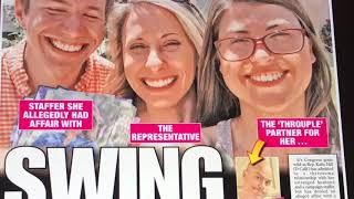 666 Gang Promotes Katie Hill, Throuple and Climate Change (The Thruple Affair)