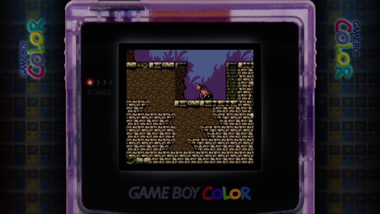 Retroarch - Gameboy Color with Overlay & Border