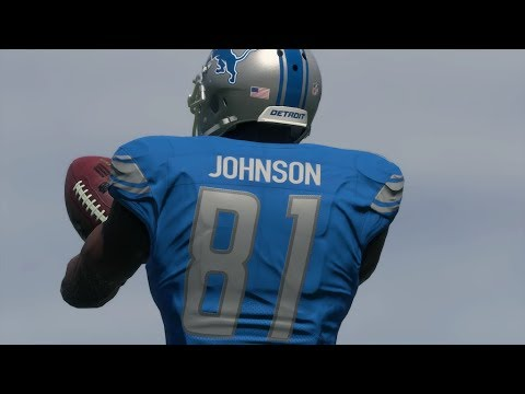 MEGATRON Calvin Johnson IS BACK! Madden 18 Ultimate Team Gameplay Ep 2