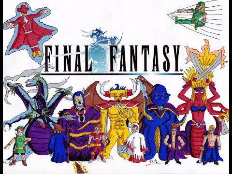 Press A Gaming with Wyldehigh77 - Final Fantasy 1 (GBA Emulated) #4