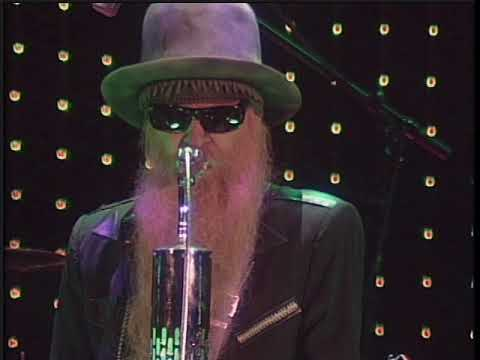 ZZ TOP Pearl Necklace 2007 LiVe - YouTube