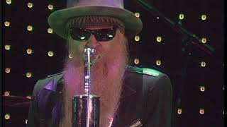 ZZ TOP Pearl Necklace  2007 LiVe