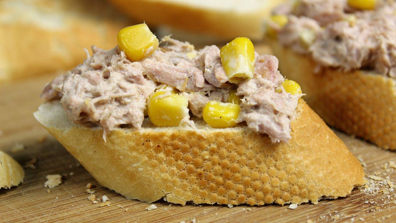 Pasta Z Tunczykiem I Kukurydza Smaczne Przepisy Tv Youtube