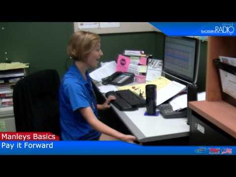 Summer Patrol- Manleys Basics Pay it Forward