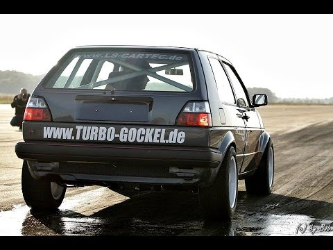 turbo gockel renner 3 vw golf mk2 vr6 turbo 4motion 1000. Black Bedroom Furniture Sets. Home Design Ideas