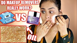 Makeup VS No Makeup UNDER A MICROSCOPE! OMG