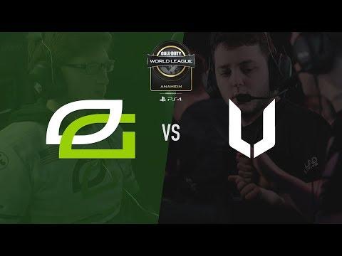 UNILAD vs OpTic Gaming | CWL Anaheim 2018 | Day 3