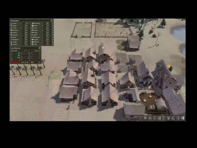 Let's Play Banished | Der erste Handel | Folge #015
