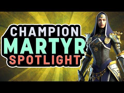 3 WAYS TO BUILD HER - Raid Shadow Legends (Champion Martyr)
