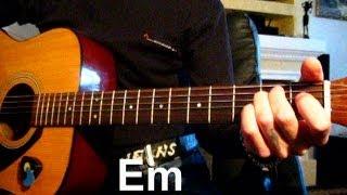 Романс - Научите меня Тональность ( Em ) Песни под гитару