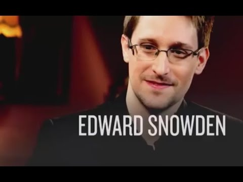 Edward Snowden - Latest Interview Russia - Donald Trump Pard