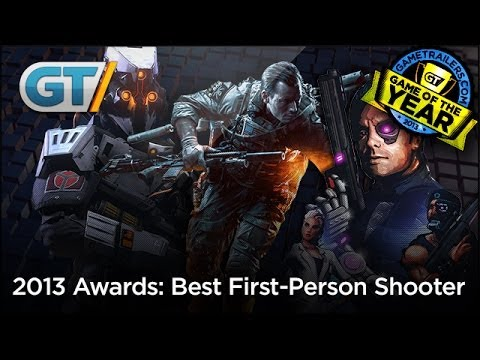 Game Of The Year Awards 2013 - Best First Person Shooter