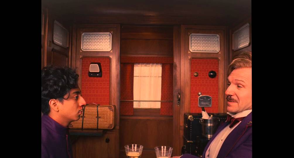 The Grand Budapest Hotel - Monsieur Gustave - YouTube Funny Hotel Movie