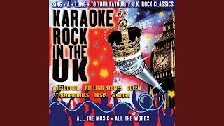 Why Does It Always Rain On Me (Karaoke Version)