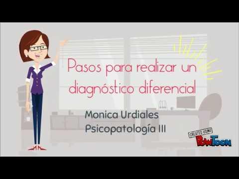 Pasos para realizar un diagnóstico diferencial.