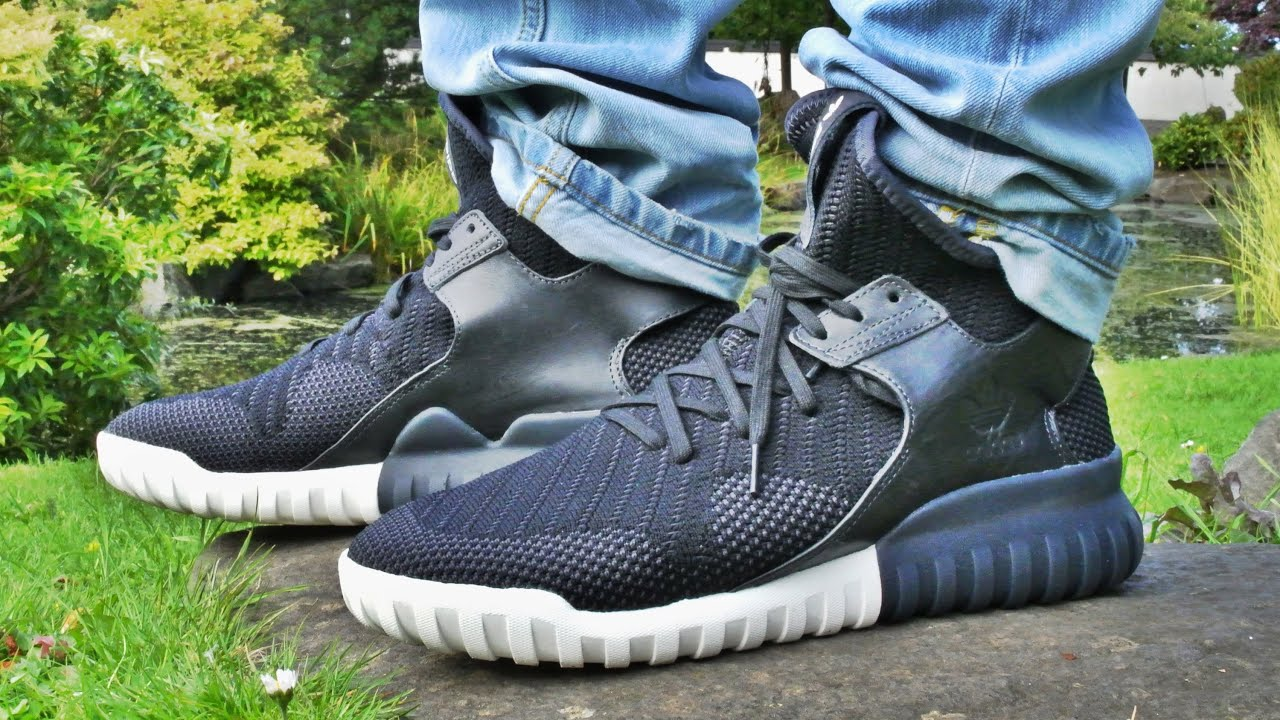 Men's adidas Originals Tubular X 2.0 Primeknit Eckington School