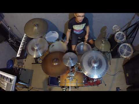 Simple Drum Cover - Zigaz - Cinta Gila