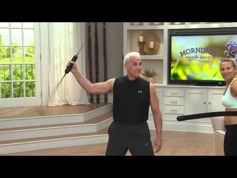 Bodyblade Total Results Fitness Program W/DVD, Chart & Guide With Dan Hughes