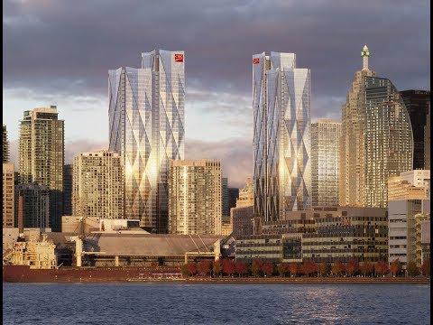 Toronto(CANADA) evolution and