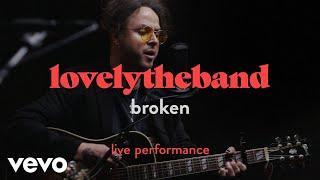 "lovelytheband - ""broken"" Official Performance | Vevo Video"