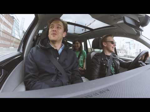 Sthlm Startup Weekend Fintech Carpool Karaoke with Frank Schuil, CEO & Co-founder of Safello